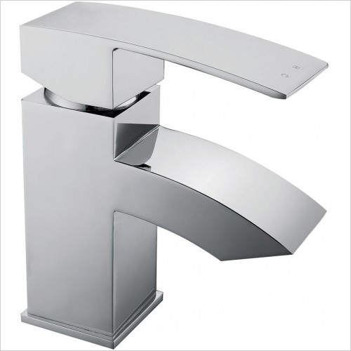 Qualitex Bath Taps, Mixers &  Wastes - Vermont Bath Filler 1TH