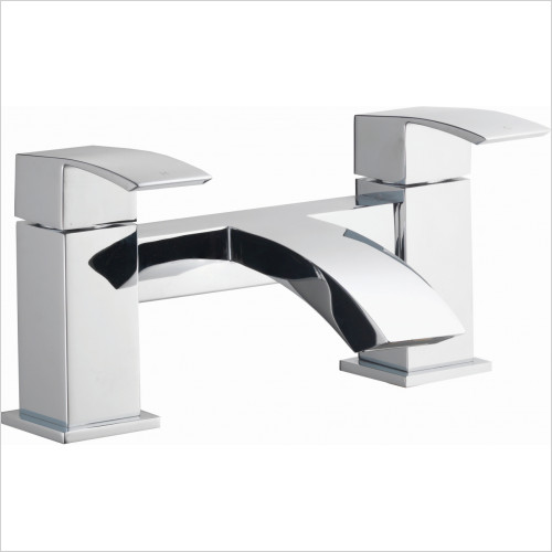 Qualitex Bath Taps, Mixers &  Wastes - Vermont Bath Filler