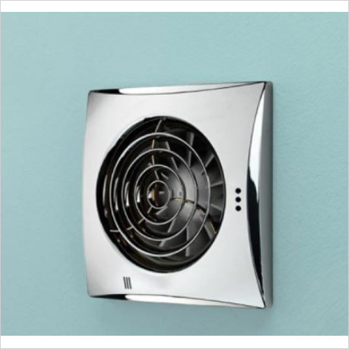 HIB Extraction - SELV Breeze Fan 15.2 x 15.2 x 3.3cm