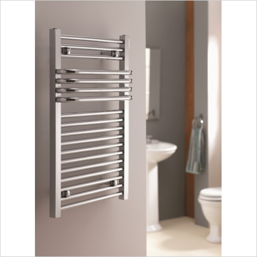Qualitex Heating - Royal Bajan Towel Rail 800x500mm