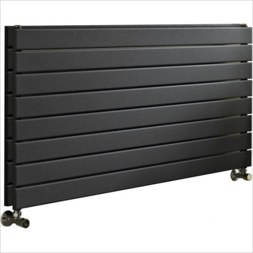 Vogue Radiators - Fly Line Horizontal Double Radiator 598 x 900mm Heating Only