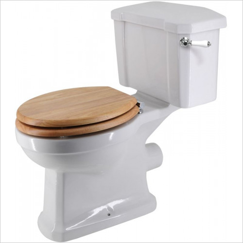 Frontline Sanitary Ware - Holborn Standard WC Cistern & Fittings