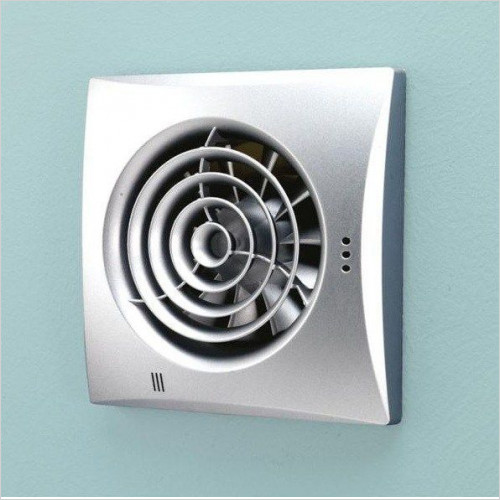 HIB Extraction - Hush TH Fan 15.8 x 15.8 x 3cm