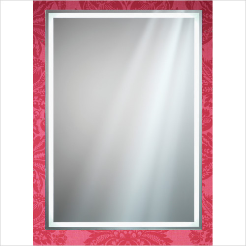 Qualitex Mirrors & Lighting - Arizona Mirror 600x700x43