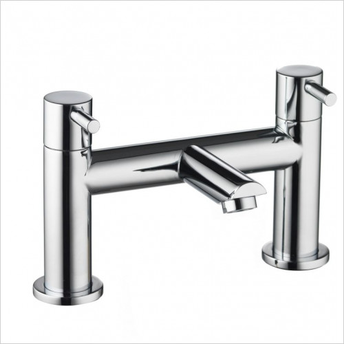 Pura Bath Taps, Mixers & Wastes - Ivo Bath Filler