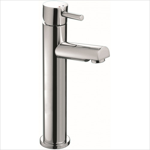 Qualitex Basin Taps, Mixers & Wastes - Ohio Tall Basin Mono Tap