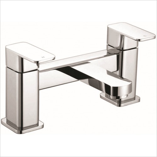 Qualitex Bath Taps, Mixers &  Wastes - Utah Bath Filler