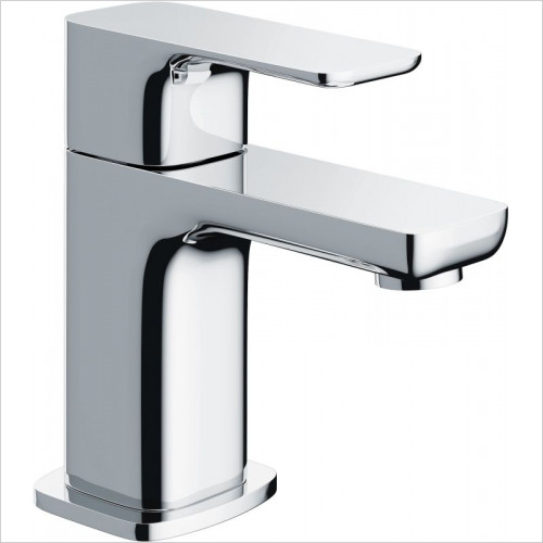Pura Bath Taps, Mixers & Wastes - Flite Mono Bath Filler