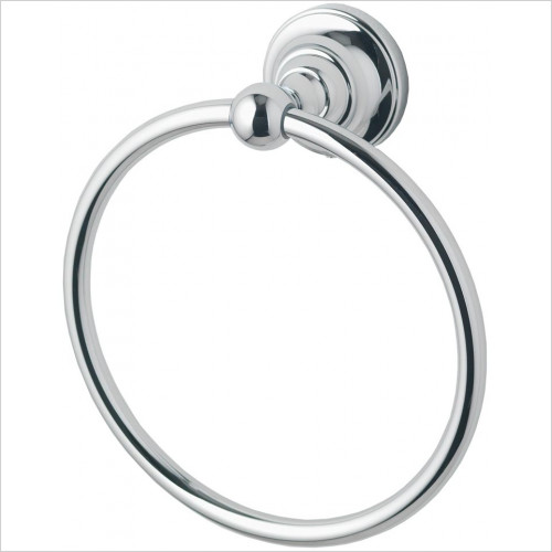 Qualitex Accessories - Grosvenor Towel Ring