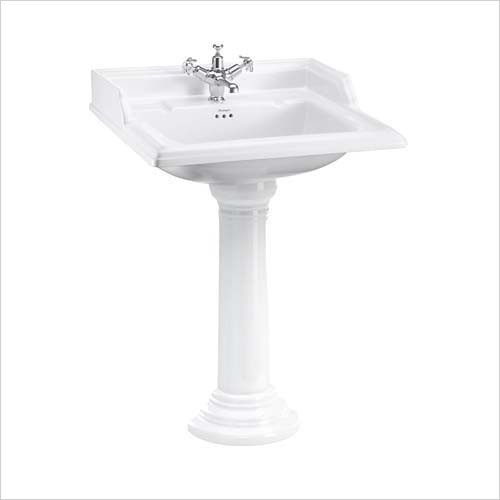 Burlington Sanitary Ware - Classic 1H 650 Basin
