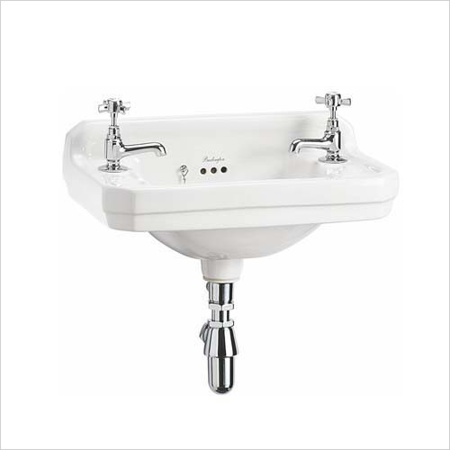 Burlington Sanitary Ware - Edwardian 2H 510 Cloakroom Basin